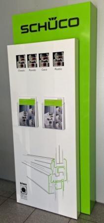 Schüco display
