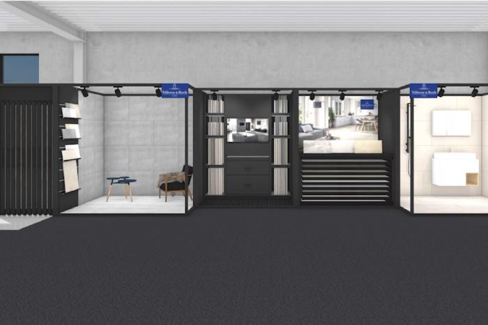 Nieuw Shop-in-Shop concept Villeroy & Boch